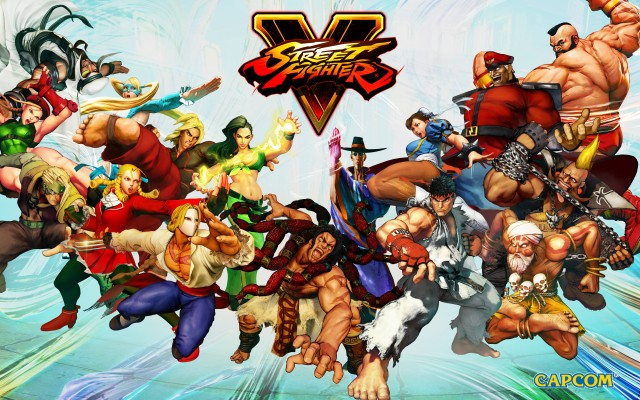 street fighter 5 launch roster 640x400